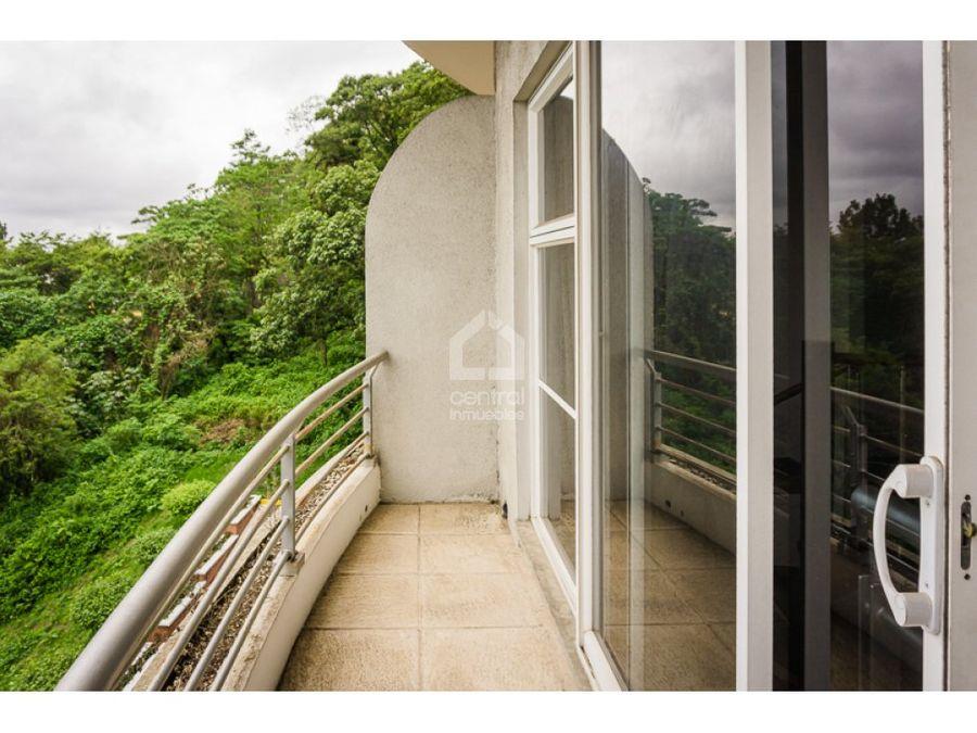 apartamento tipo loft con vistas a la ciudad en venta