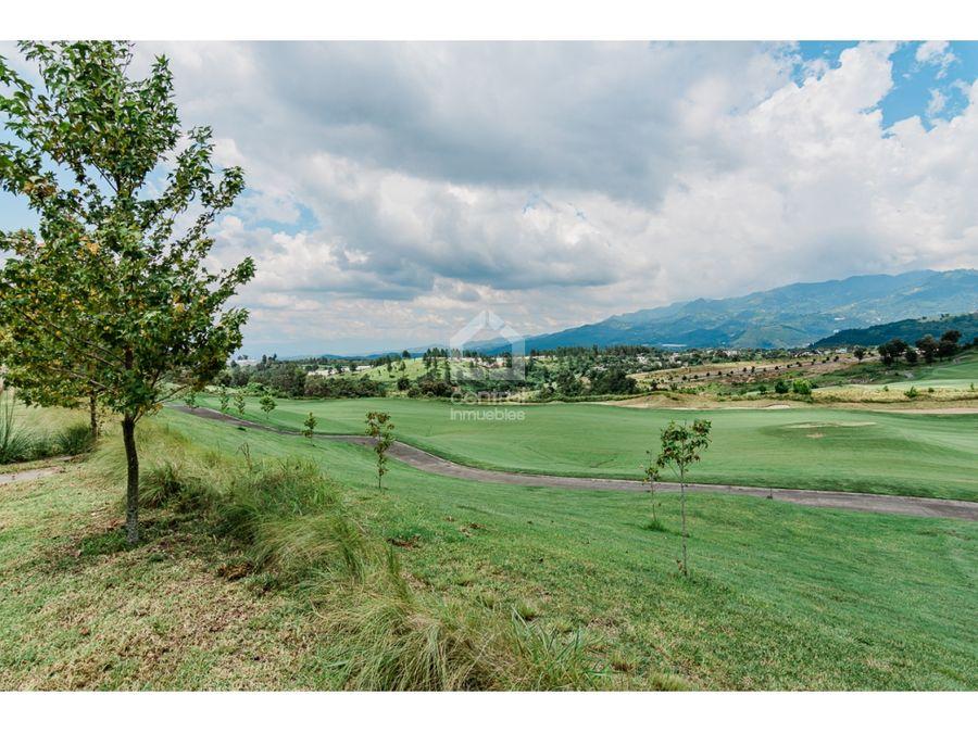 terreno premium en ganga el pulte golf zona 16