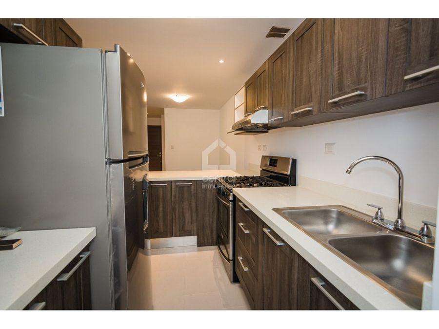apartamento en renta 3 habitaciones en zona 7