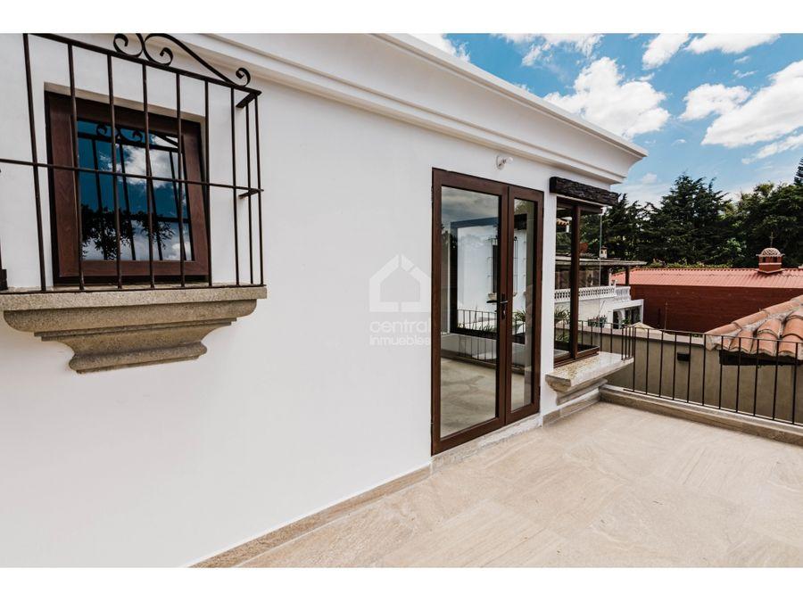 casa nueva con piscina en venta en jardines de antigua