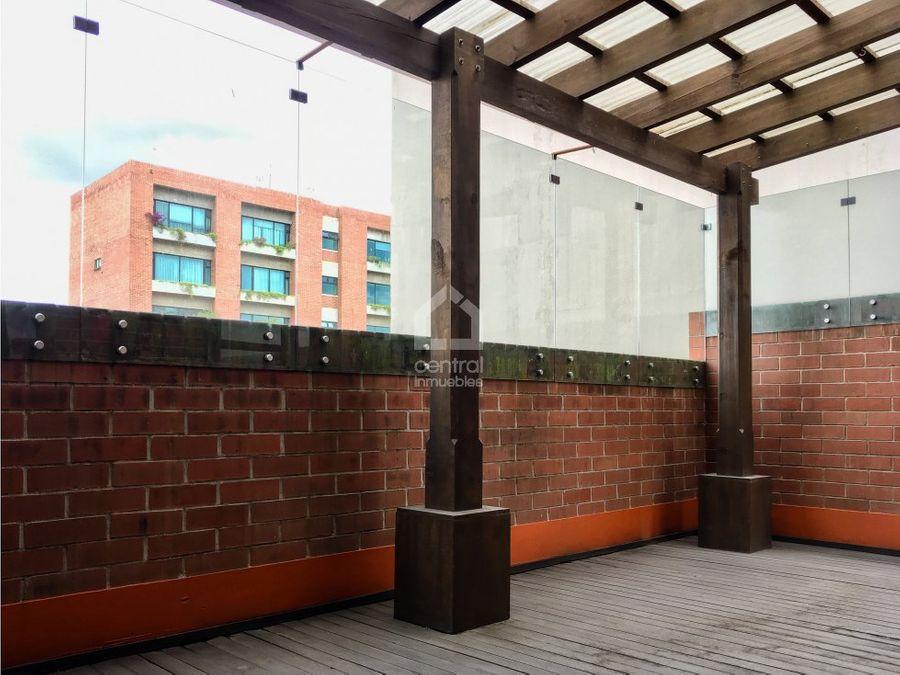 amplias terrazas acabados de lujo zona 10