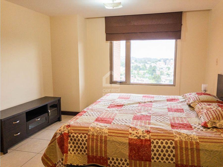 apartamento de esquina con 3 habitaciones alquiler o venta zona 10
