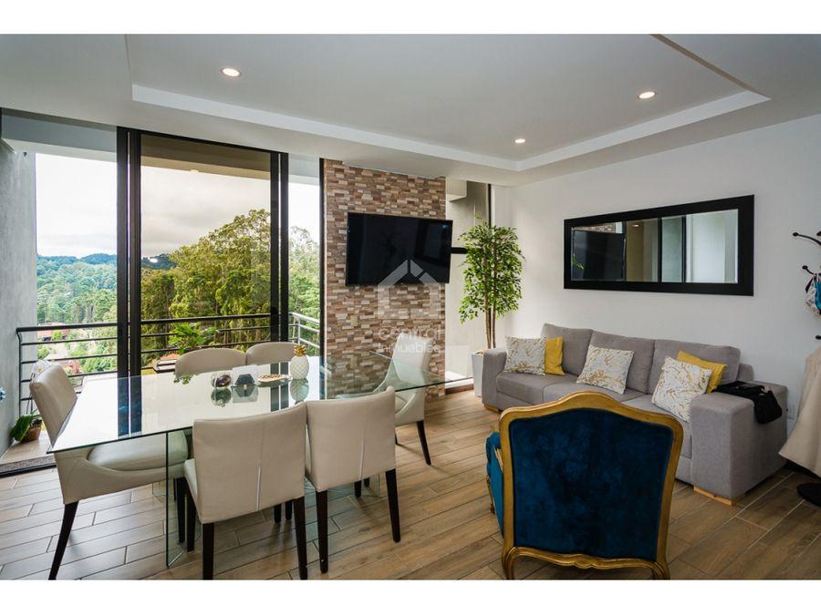 apartamento moderno de 2 habitaciones en venta km 141 ces