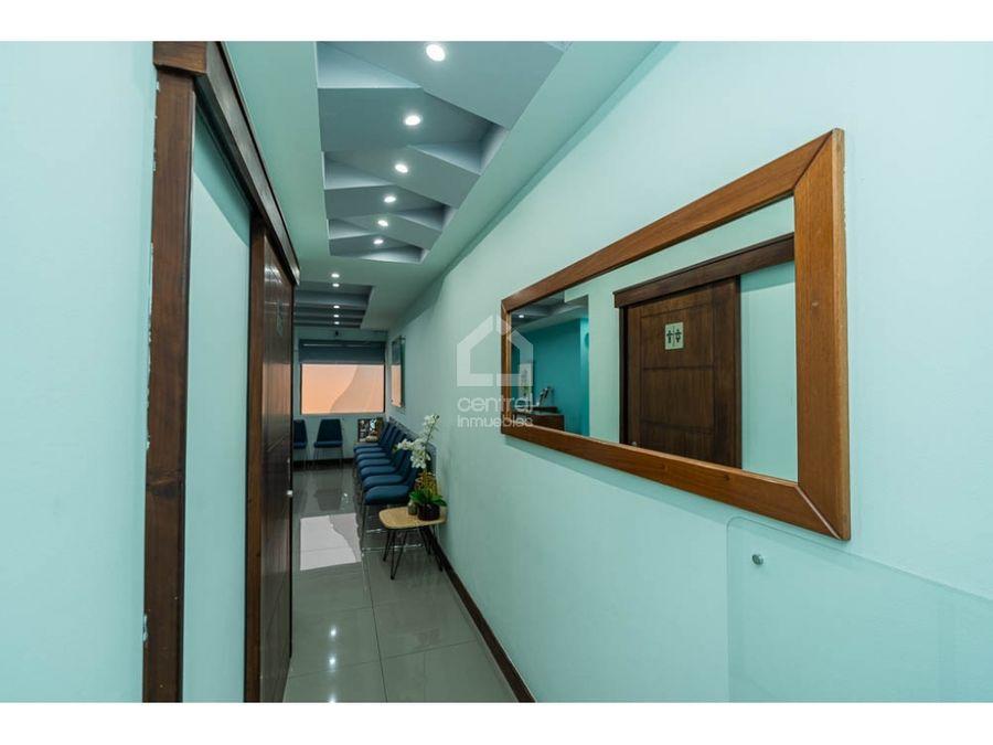 clinica medica remodelada en oferta zona 14