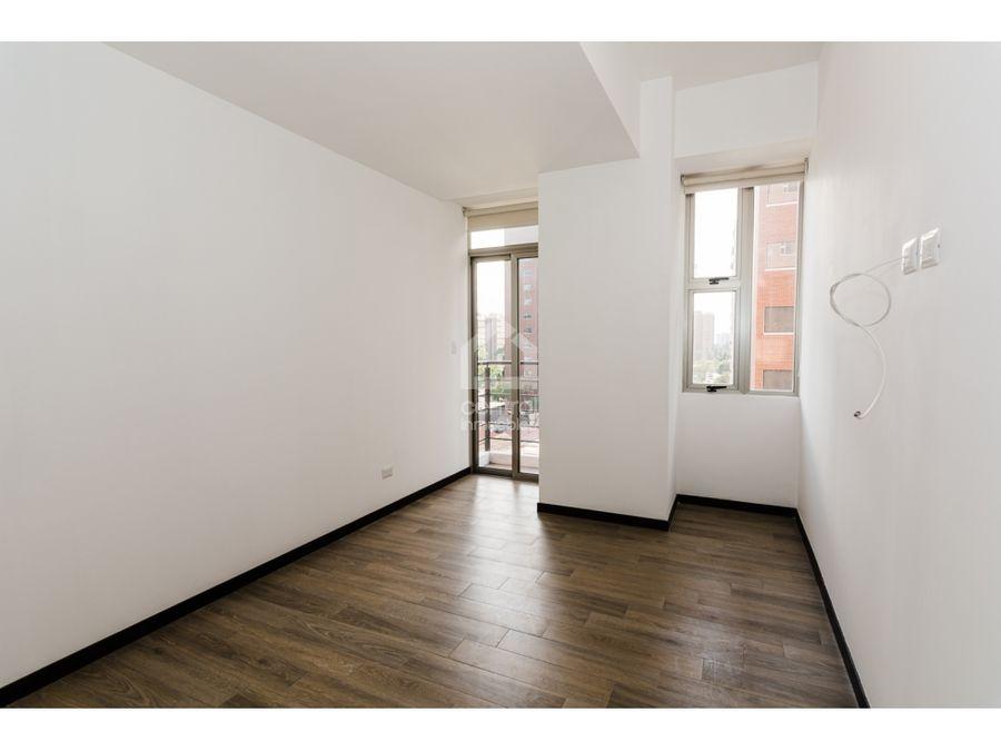 apartamento de 3 habitaciones en renta casa once zona 14