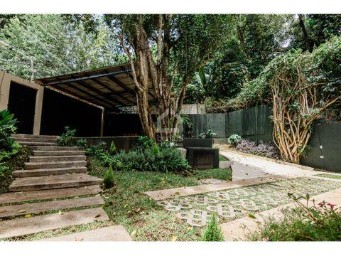 casa en renta con jardin dentro de garita diagonal 6 zona 10