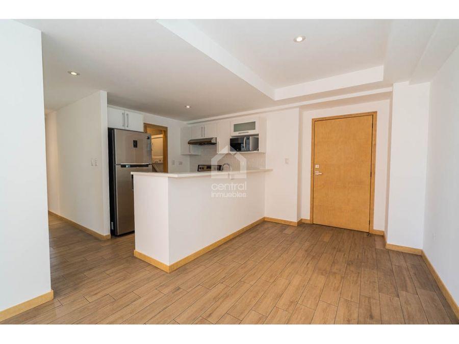 apartamento con 3 habitaciones en city haus zona 10