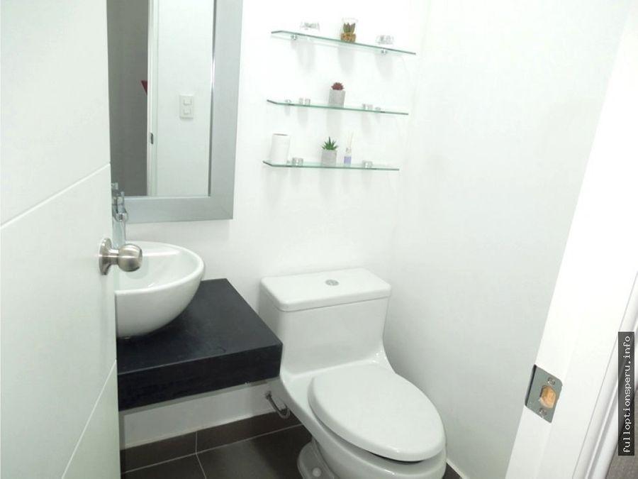 vendo lindo flat en villa verde a1