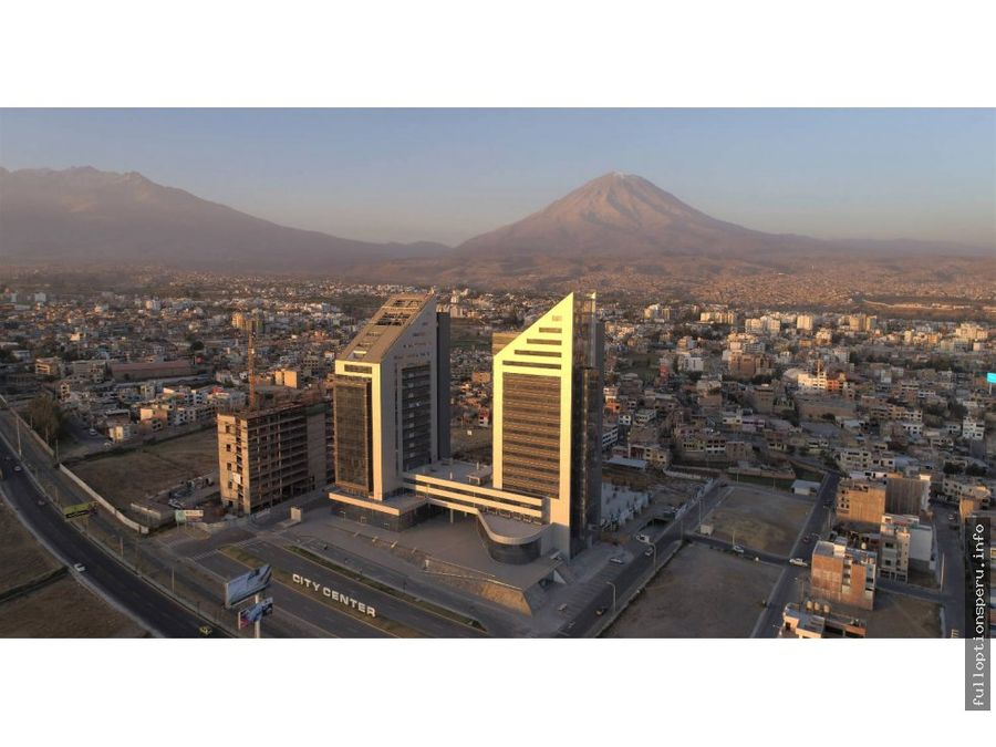 city center arequipa oficinas