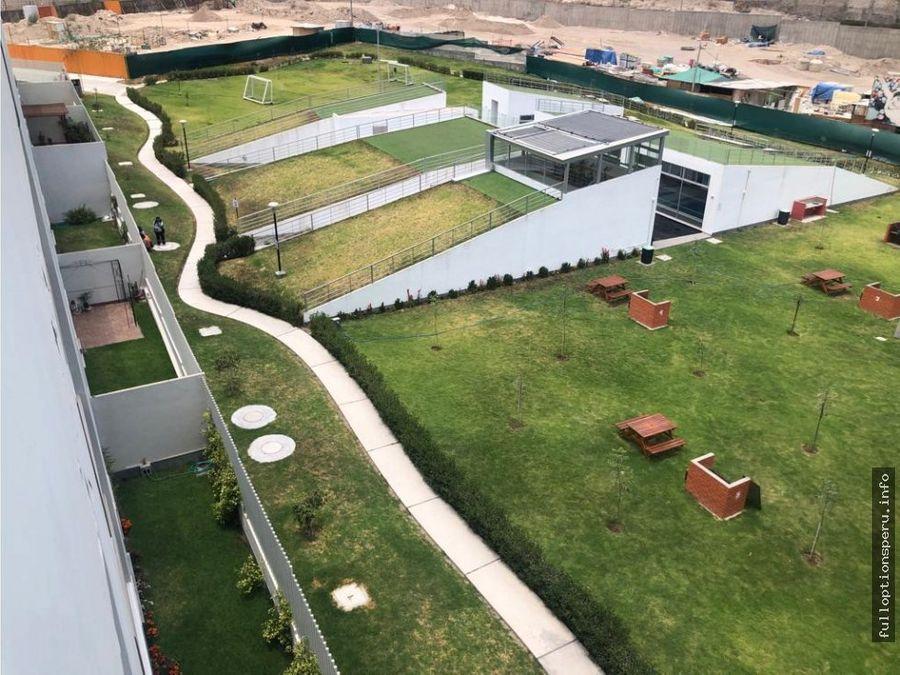 departamento en villa verde