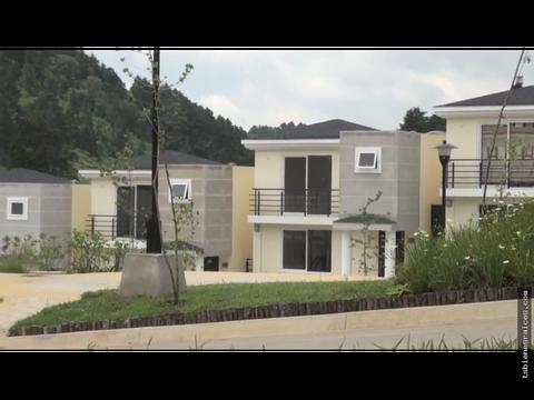 moderna casa en venta y renta en condominio vista verde