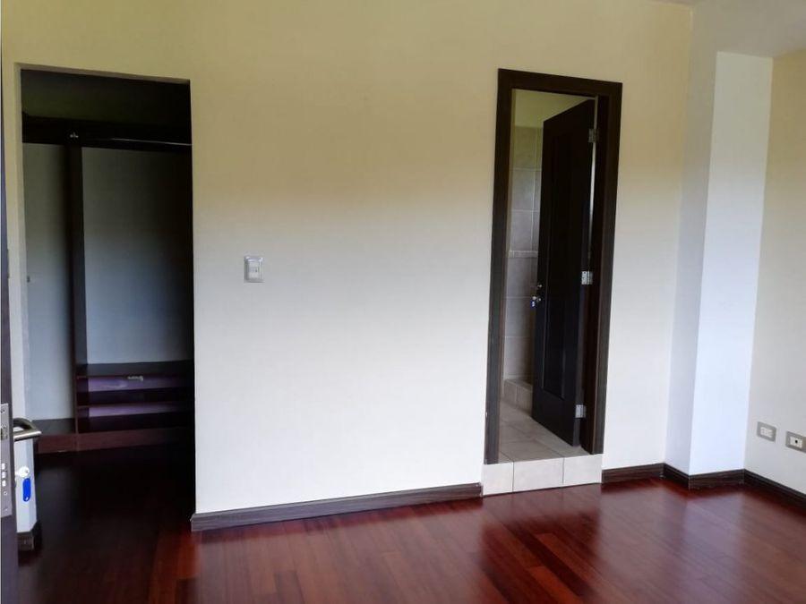apartamento condomino la vista de la asuncion
