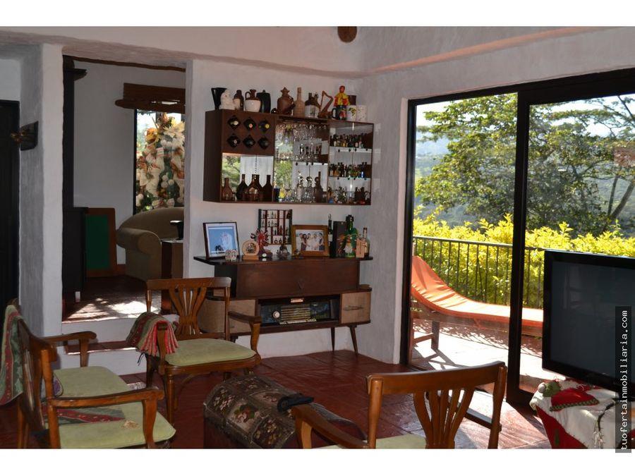 venta casa campestre moniquira aat