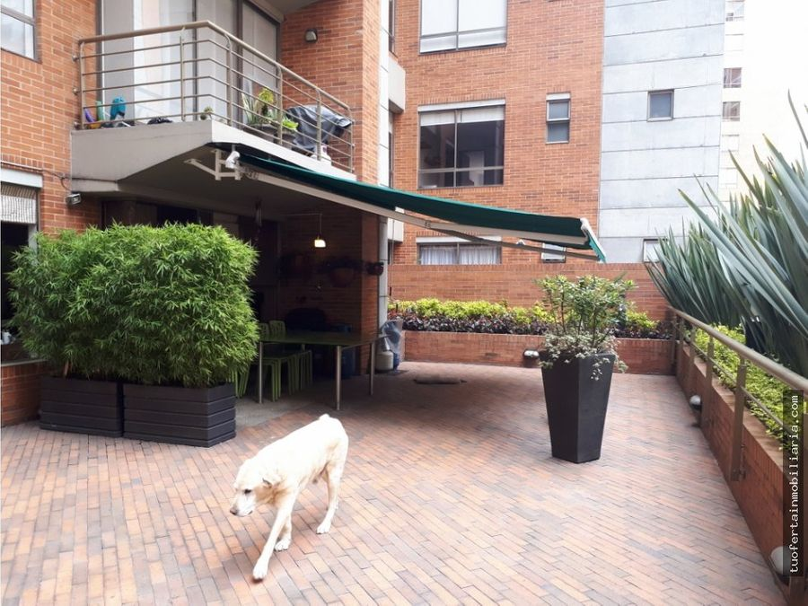 la carolina club house 150 m2 mas 100 m2 terraza