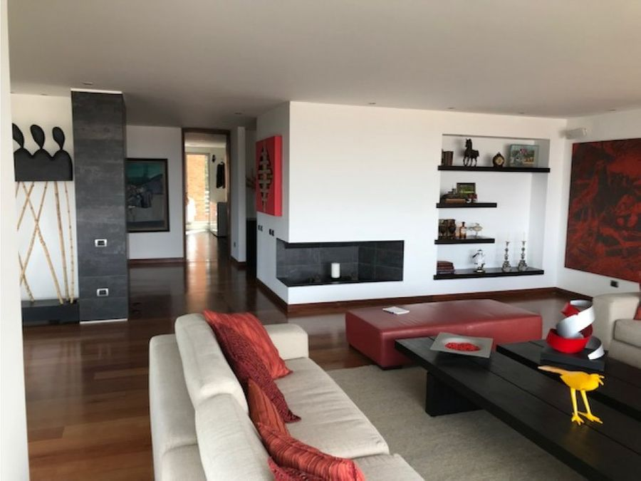 vendo pent house 500 m2 bosque medina