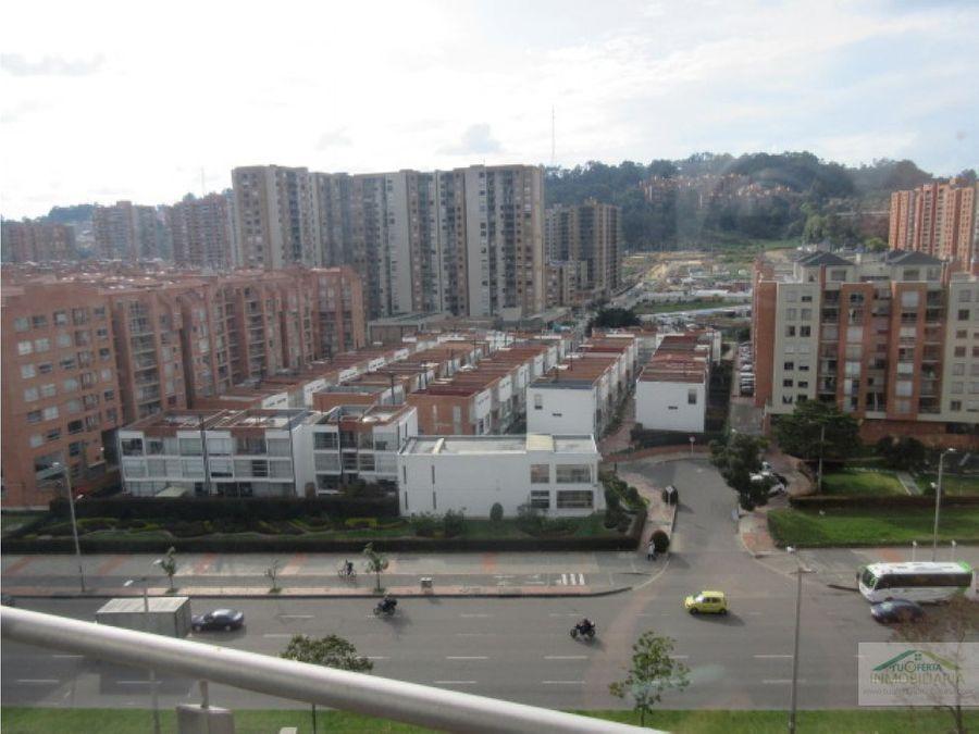 se vende apartamento con linda vista en la colina campestre bogota