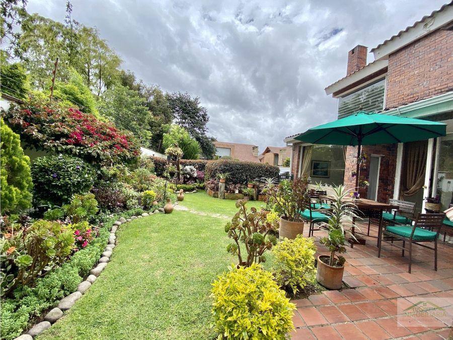 san jose de bavaria casa en conjunto con jardin privado