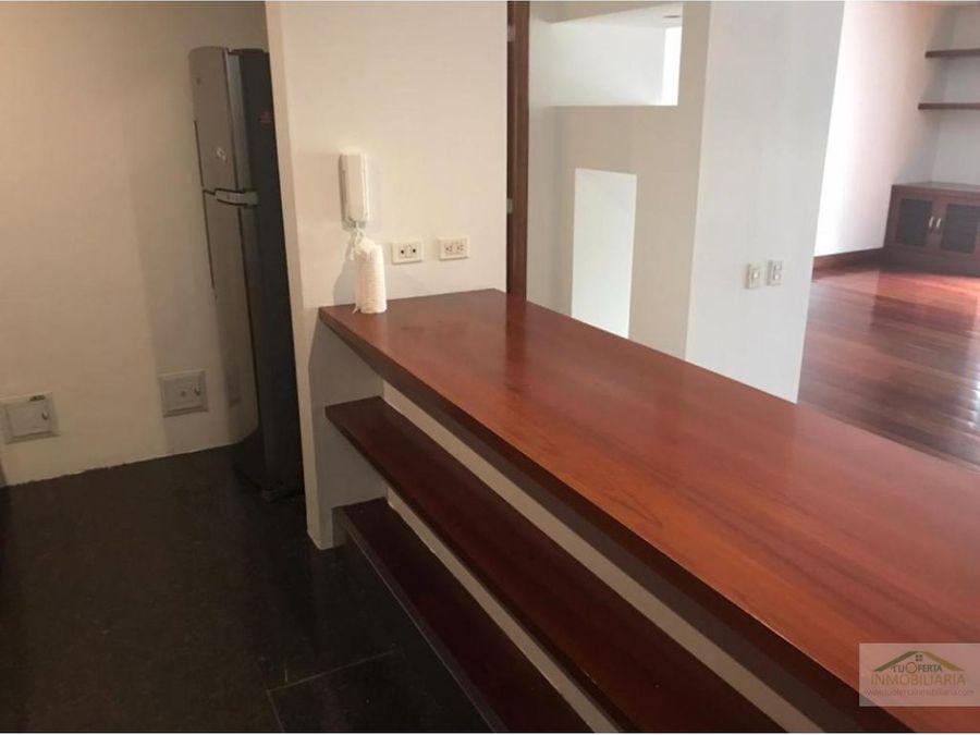 arriendo apto chico reservado 101 m2 con 2 balcones