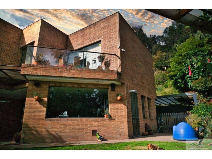 vendo casa 475 m2 lote 2500 m2 cra septima torca norte vereda fusca
