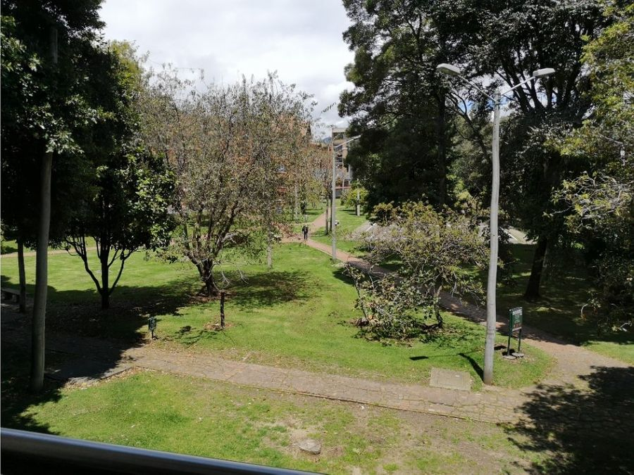 santa barbara vista a parque 180 m2 terraza