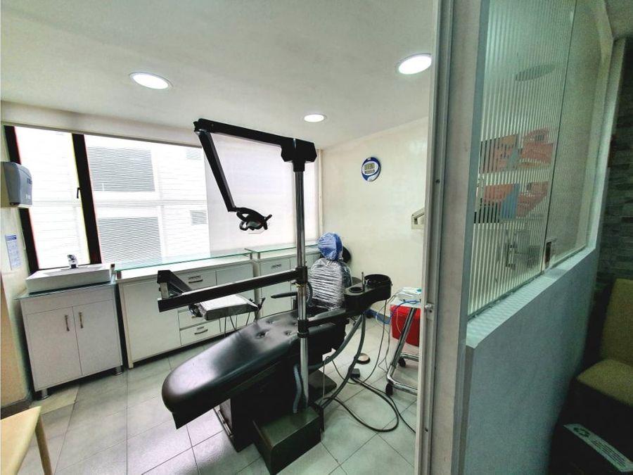 consultorio odontologico opc amoblado arriendo