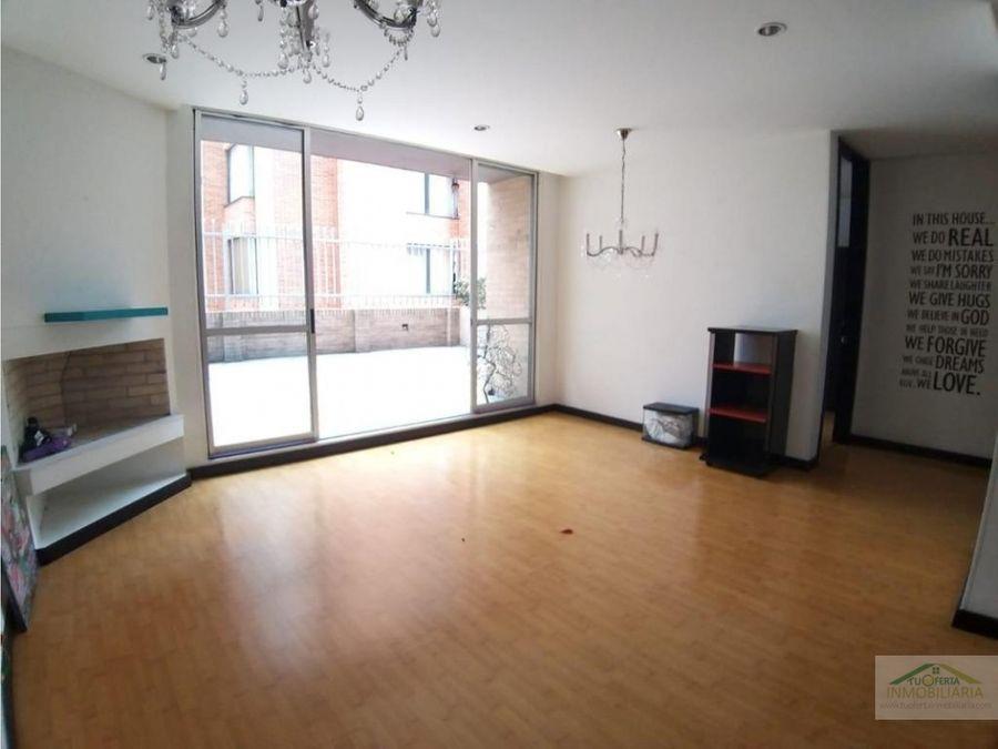 apartamento belmira bogota
