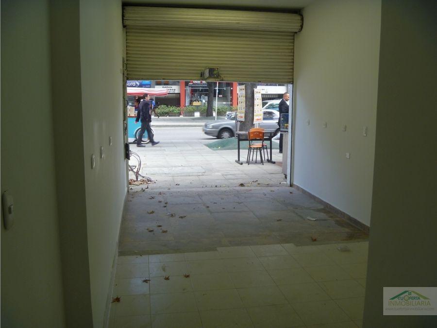 arriendo local comercial 25 m2 sobre la 15 con 98 chico