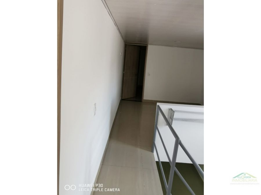 apartamento duplex en chapinero central aat