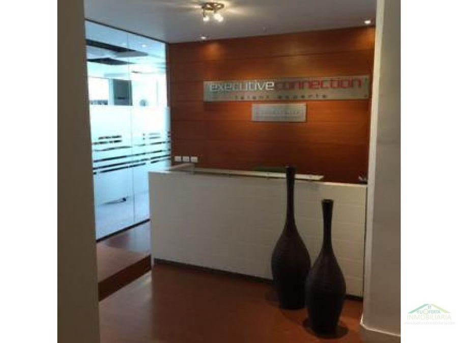arriendo oficina 150 m2 piso 14 zona teleport