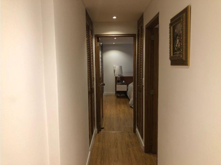 vendo en cabrera lindo apartamento