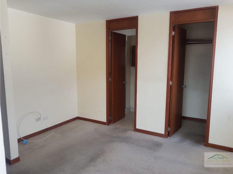 arriendo apto 70 m2 calle 166 con 8g barrio danubio