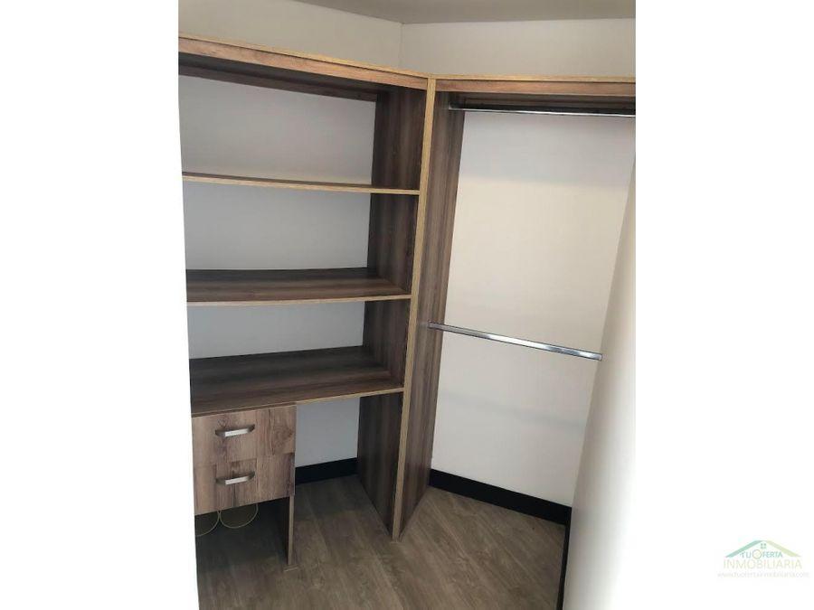 apartamento en chapinero aat