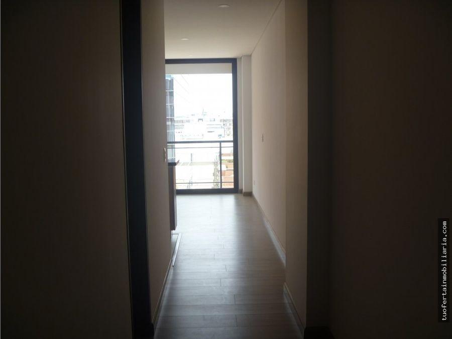 arriendo apartaestudio estrenar 54 m2