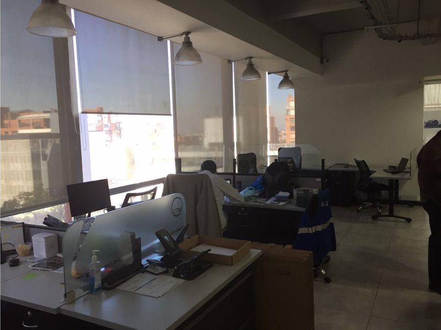 oficina centro financiero 240 m2arriendo