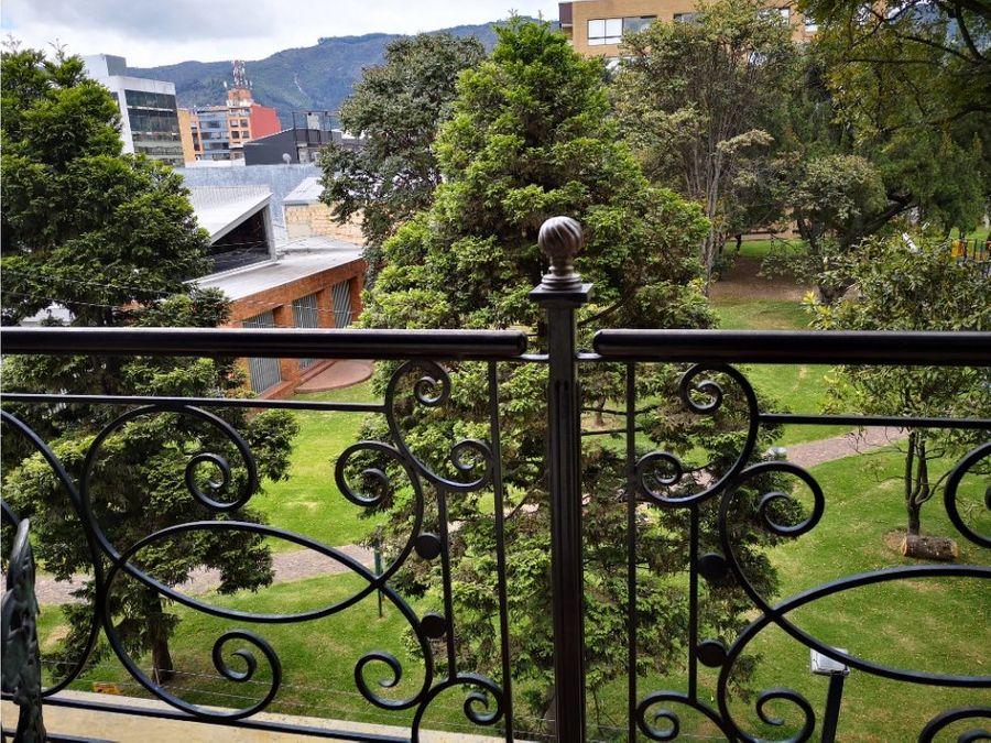 santa barbara vista a parque 160 m2