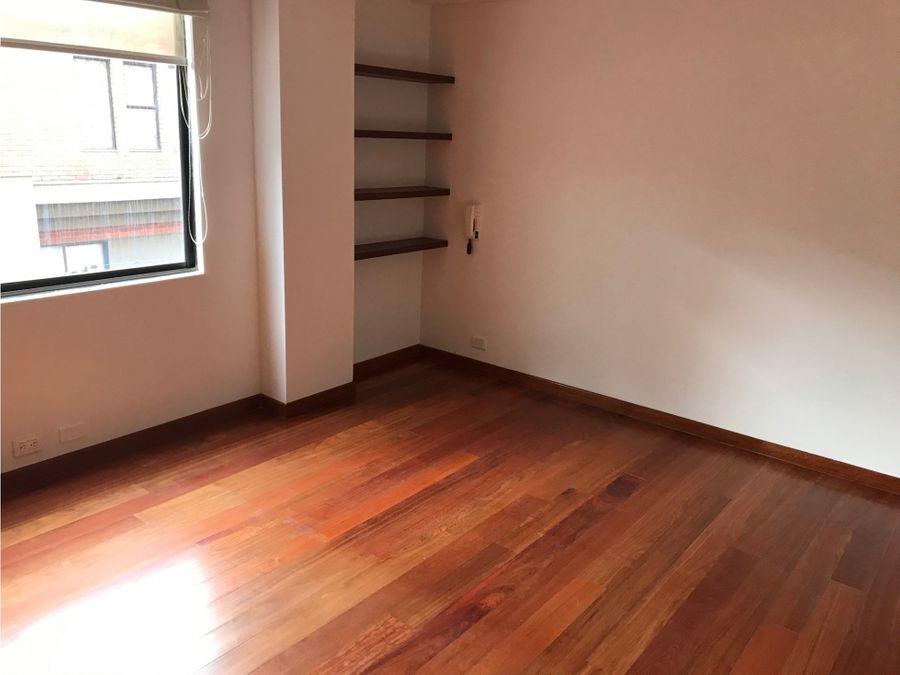 arriendo apto 101 m2 calle 106 x 16
