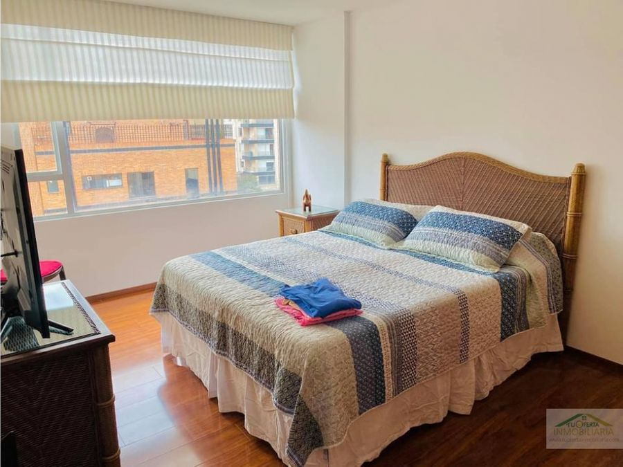 santa barbara muy lindo apartamento 144mts 1050