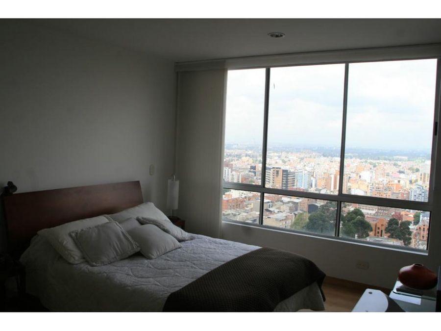 venta apartaestudio chapinero alto 55 m2