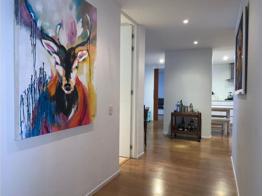 ct hermoso apartamento santa barbara remodelado