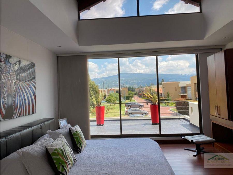 casa para venta en cajica badalona