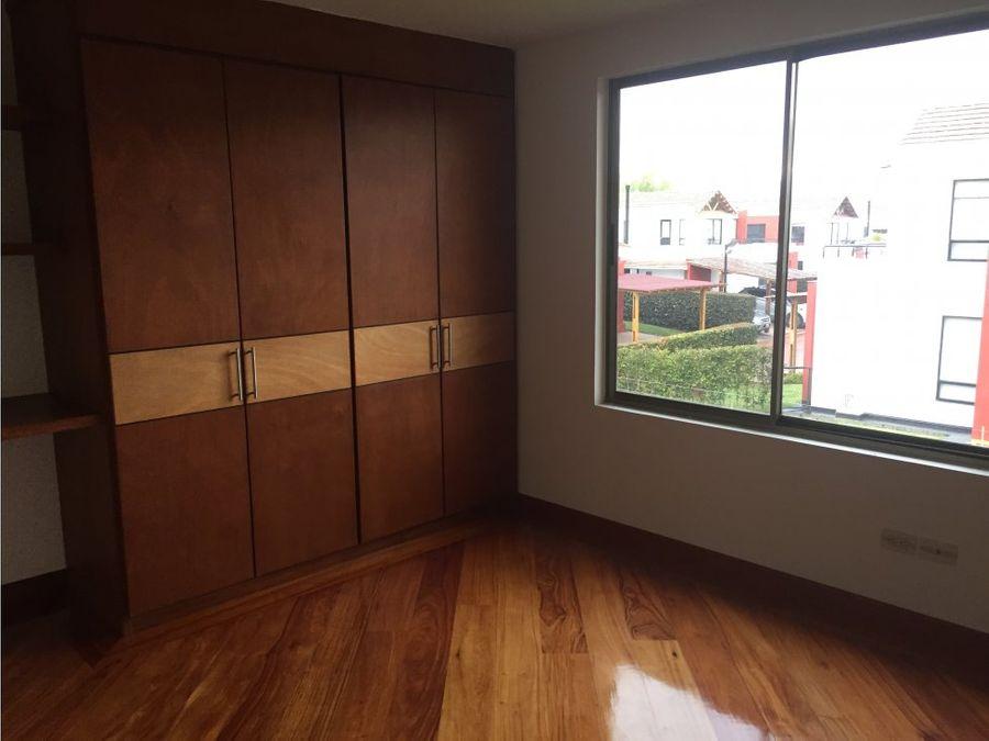 venta casa en santa bibiana 3 chia