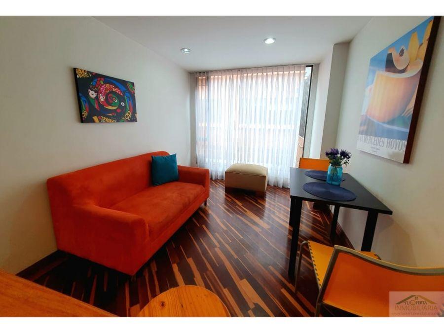 chico norte apartaestudio en venta 37m2 piso 2