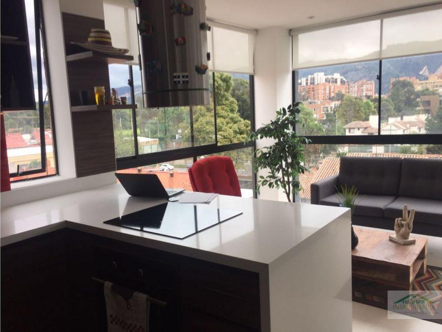 ph apartaestudio duplex con terraza calleja