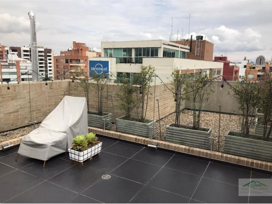 vendo apto sta barbara 915 m2 20 terraza 4 anos