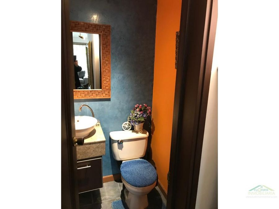 vendo apto santa barbara 86 m2 2 habitaciones 480 mm