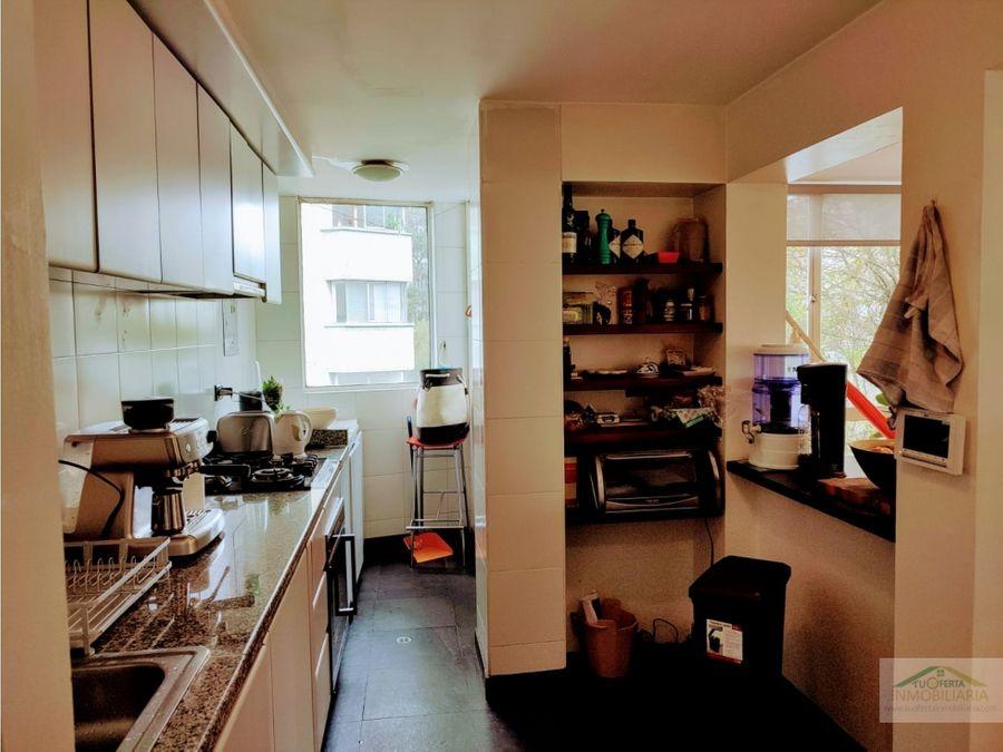 apartamento en venta bosque izquierdo