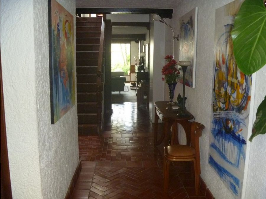 venta casa santa ana lote 585 m2