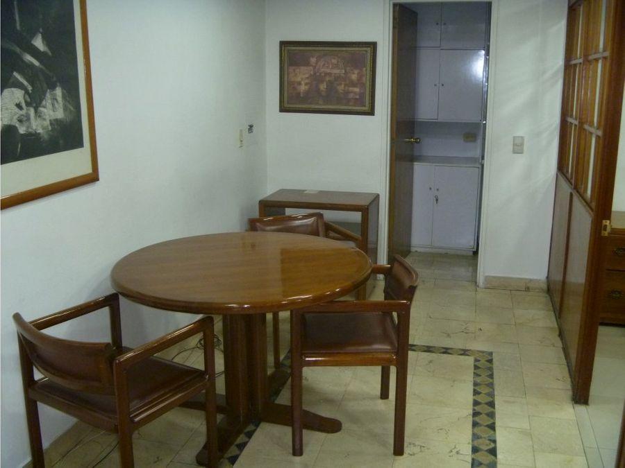 arriendo oficina amoblada chico 50 m2
