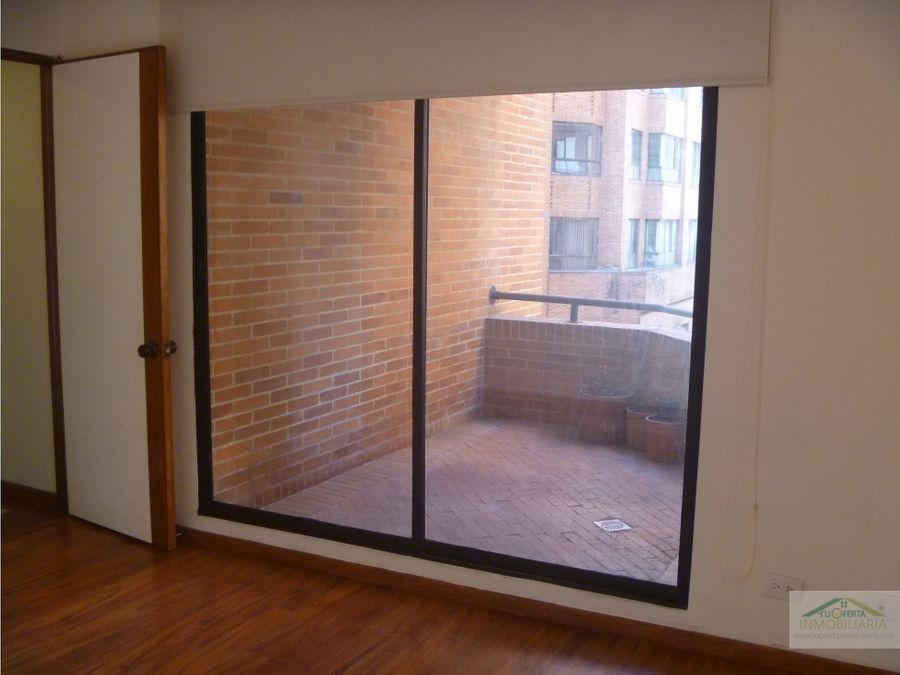 arriendo apto 57 m2 centro internacional baviera remodelado