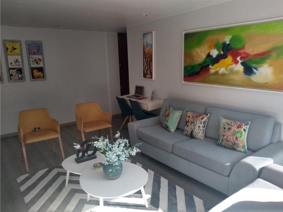 chapinero alto vendo hermoso apartamento